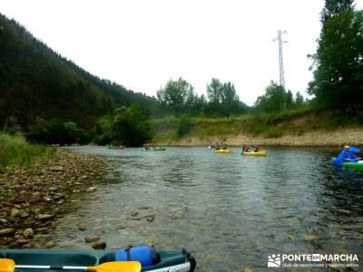 Descenso Sella;Lagos Covadonga-Picos Europa; viajar en grupo;puentes en octubre;campos lavanda